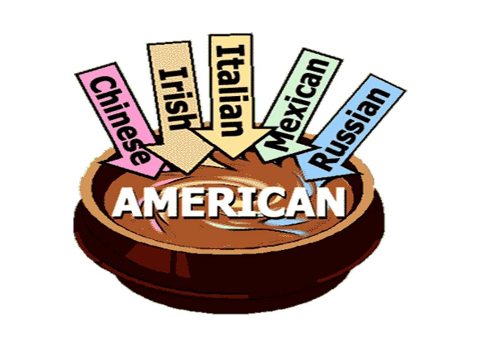 America Salad Bowl Melting Pot America Melting Pot